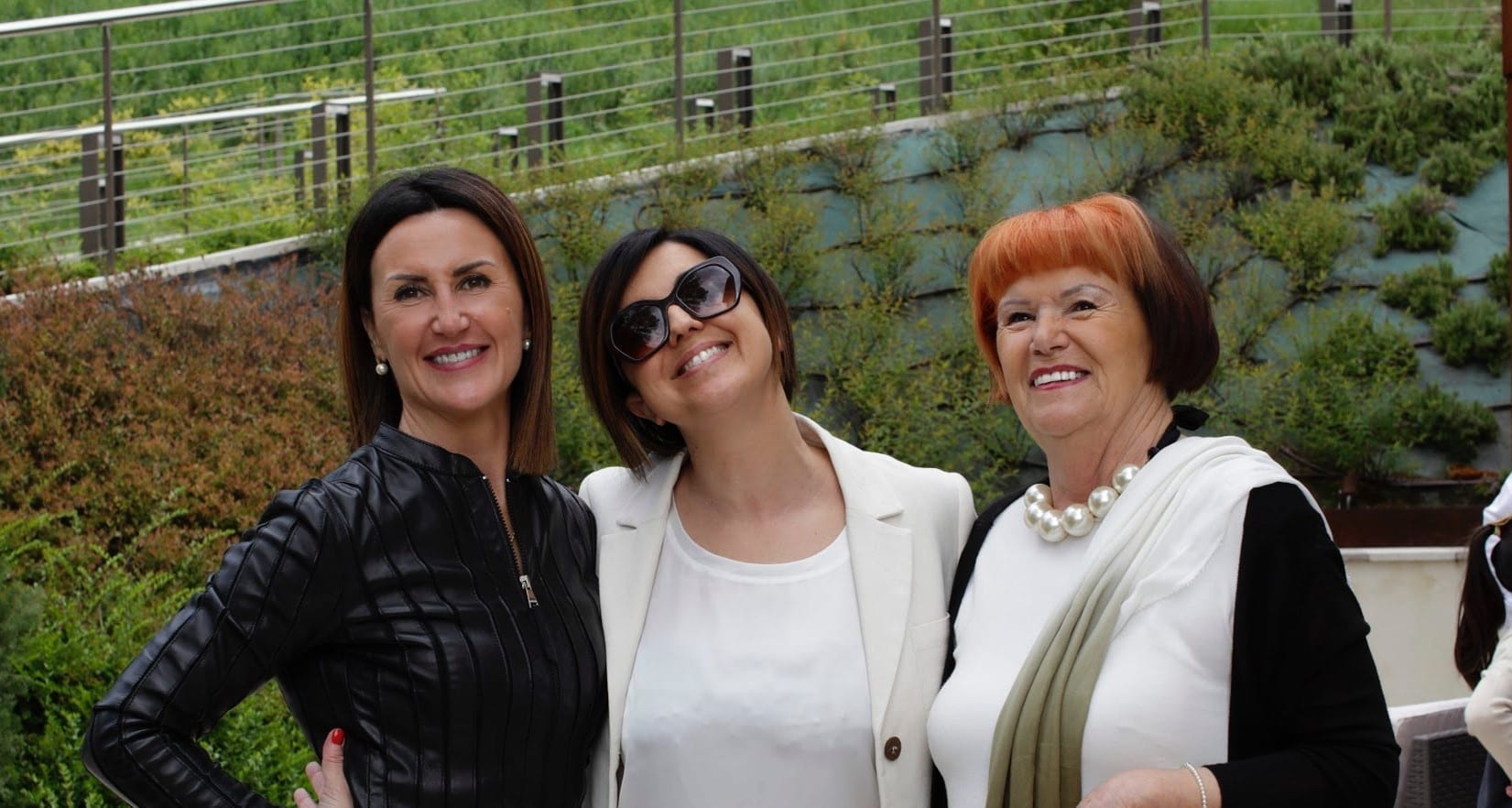 Eliana, Chiara e Renata